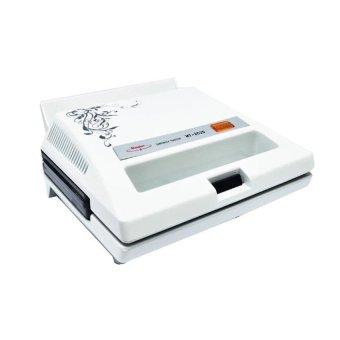 Maspion MT-202 D Sandwich Toaster / Pemanggang Kue / Roti - Putih