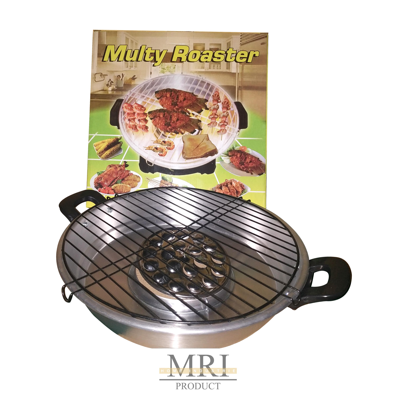 magic roaster  grill alat panggangan serbaguna  34cm