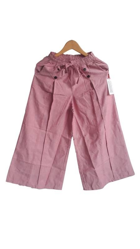 nf mode kulot anak kc celana kulot panjang anak