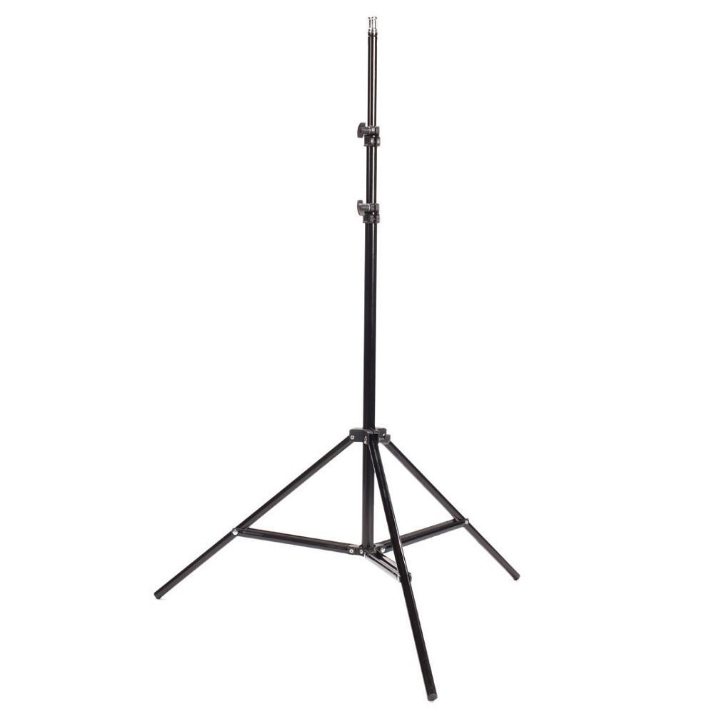 jx pro tripod lampu studio portable