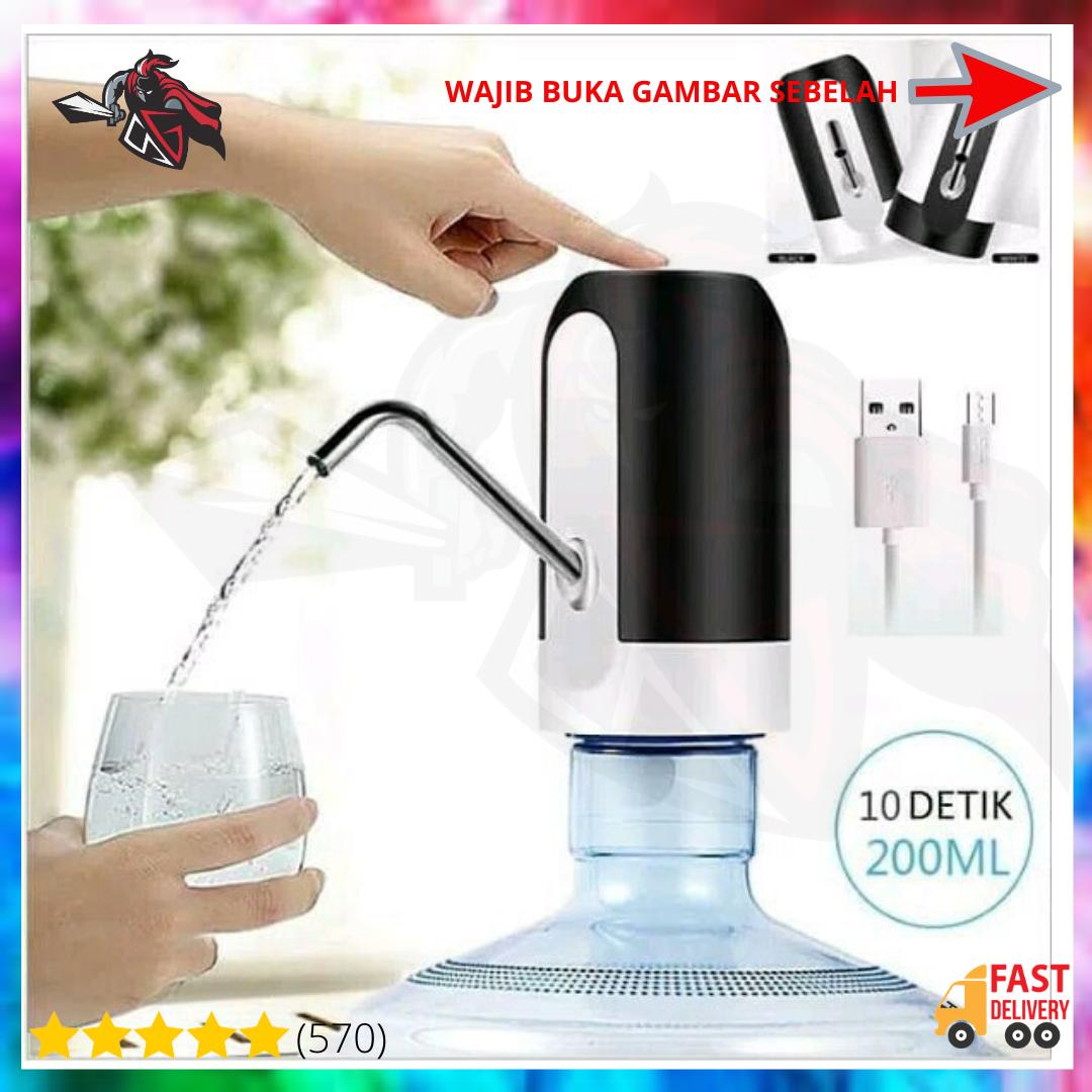 bisa cod pompa galon elektrik mini dispenser electric otomatis sedot air minum