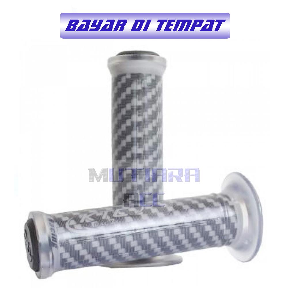 ktc kitaco 9702 carbon handgrip/handfat motor – abu-abu