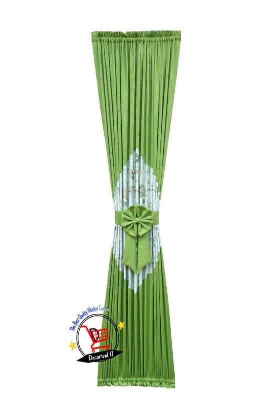 gorden gordeng hordeng spiral pita ikat kupu kupu tebal