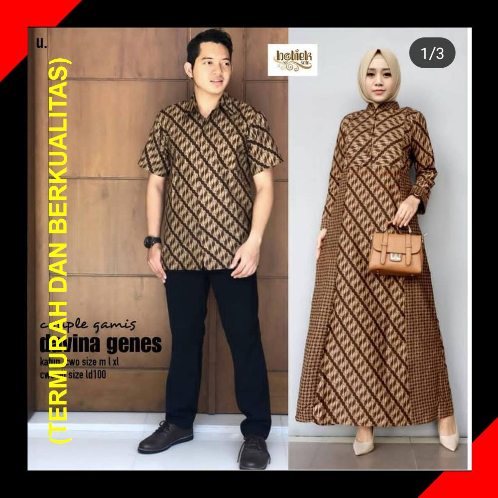 Review Baju Batik Couple Pasangan Keluarga Anak Baju Batik Kebaya