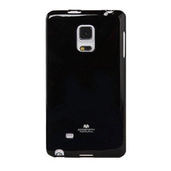Mercury Pearl Jelly Case Samsung Galaxy Note Edge (N915) - Hitam