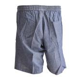 ... Muscle Fit Celana Pendek Pria Chambrey 50 - Blue - 3