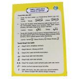 ... Nabawi Al Quran Saku Kalamul Ali (Biru Dongker) - 4