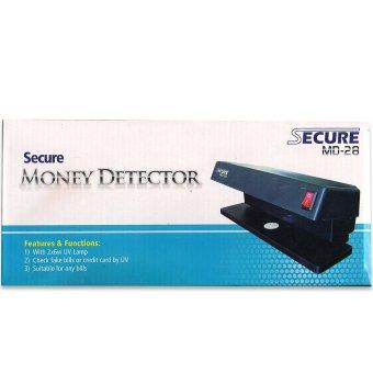 Secure Money Detector - Alat Pendeteksi Uang - MD-28