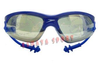 Cek Harga Baru Kacamata Renang Speedo Merit Mirror Black Terkini ... cc88faf6df