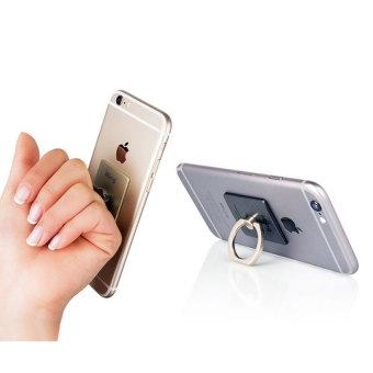 Tempered Glass Premium Screen Protector 9H Untuk Samsung J3 - Free 2 I-Ring