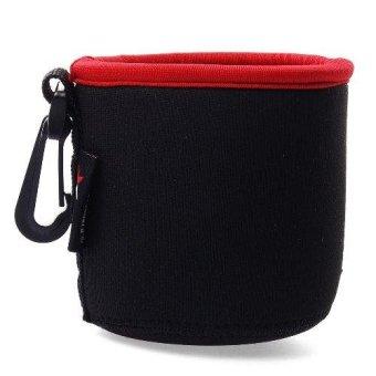 XCSource Neoprene DSLR Camera Lens Soft Pouch Case Bag for Canon Nikon Sony Size S -