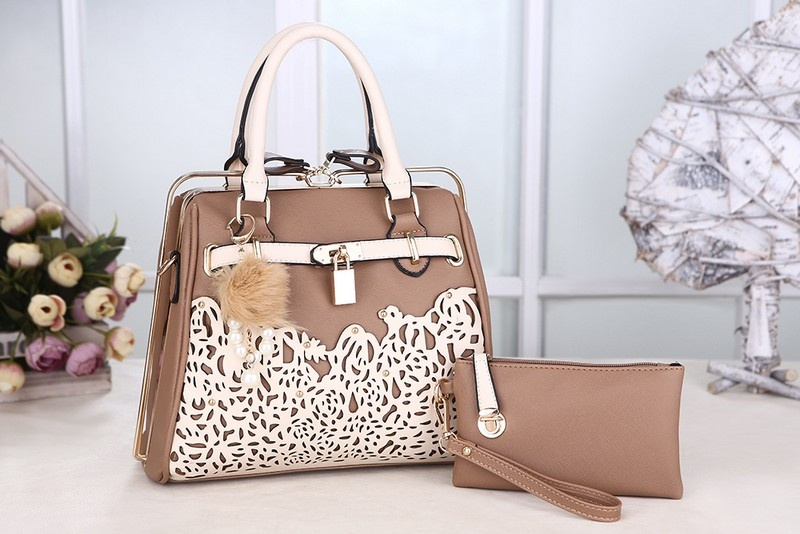 Vicria Tas Branded Wanita - Women Korean Elegant Bag Style High Quality PU