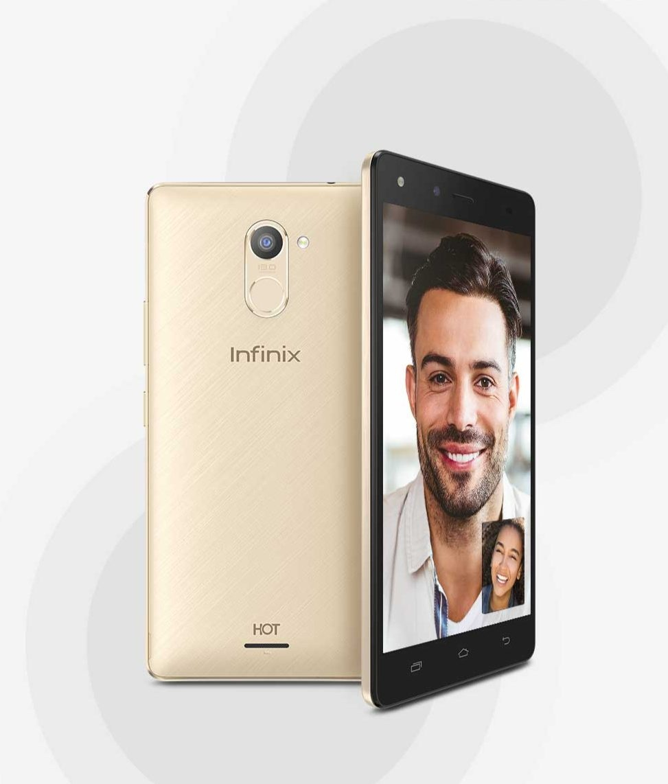 suara smart voice infinix hot 4 pro