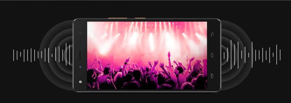 Dirac Stereo Widening Infinix Hot 4 Pro