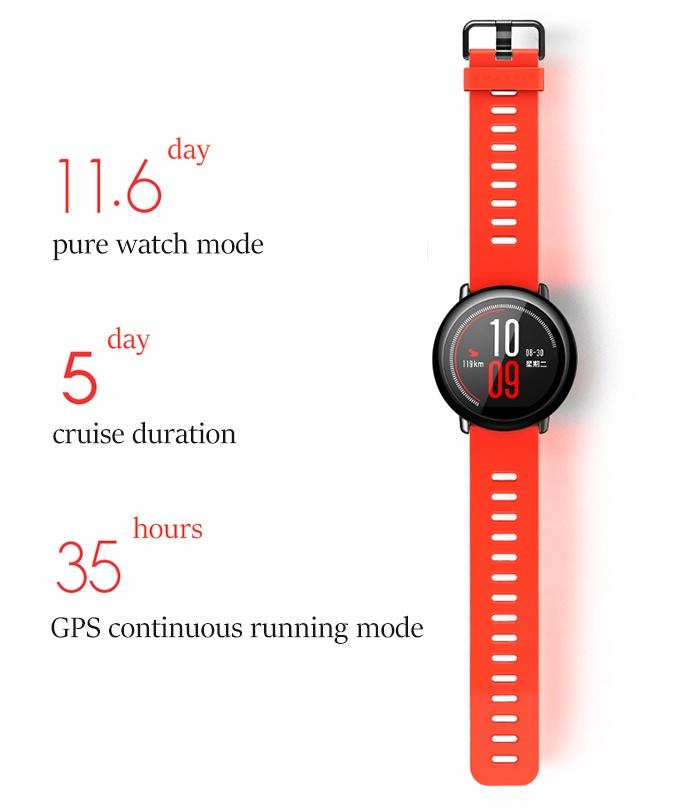 Jual Xiaomi Huami Amazfit Sport Smartwatch International