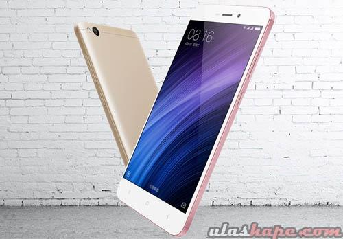 Spesifikasi dan Harga Xiaomi Redmi 4A