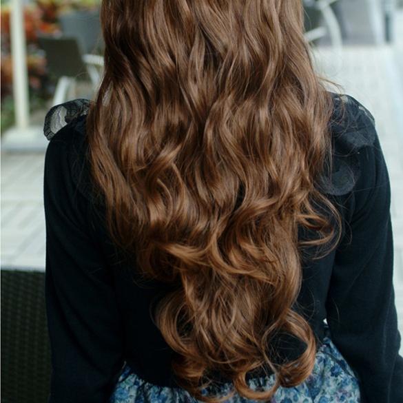 Ukuran  55 cm x 25 cm (Perkiraan) Anda dapat menggunakannya untuk diseduh  sendiri gaya rambut yang berbeda c5b4dfba89