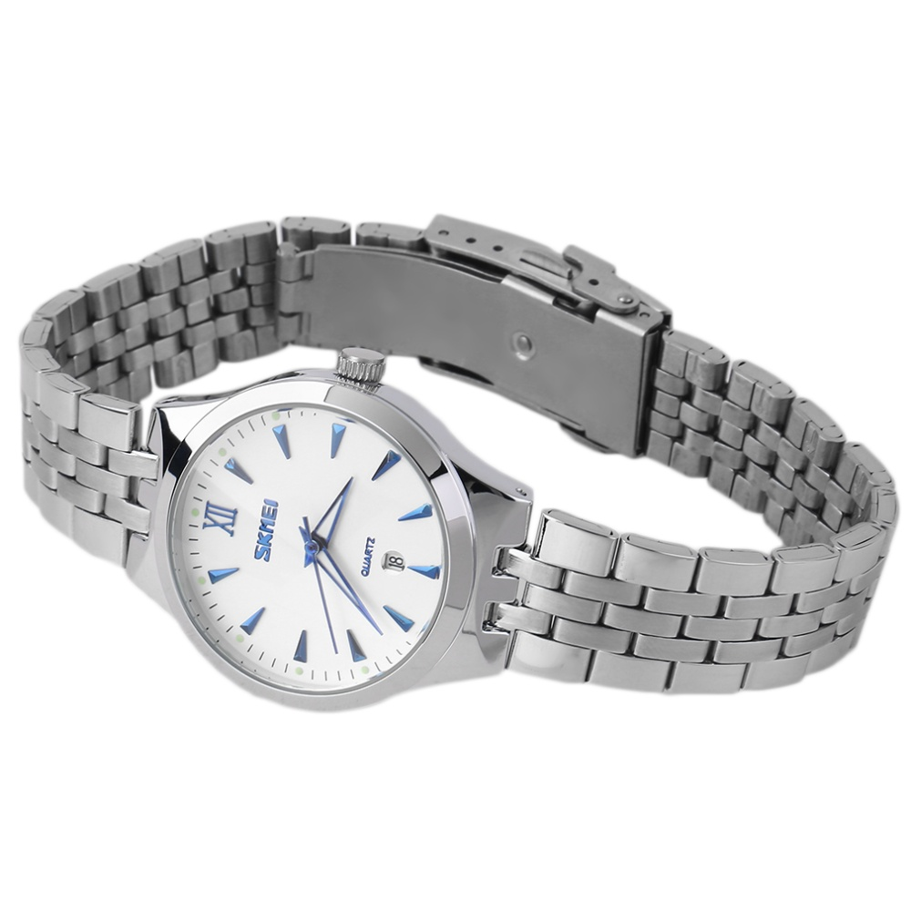 Skmei Casio Digital Casual Men Stainless Strap Watch Anti Air Water Jam Tangan 1123 Original Resistant Wr 30m Dg1123