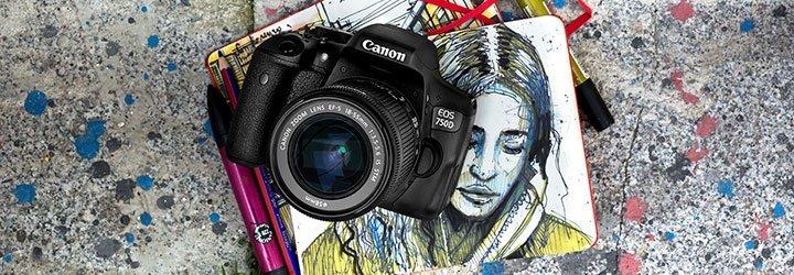 kamera canon 750d wifi nfc