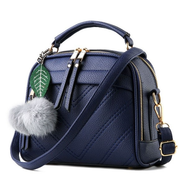Source · Fairwhale Korea Fashion Style kapas. Source · Spesifikasi dari Vicria Tas Branded Wanita With Pom pom - High Quality PU Leather Korean Elegant
