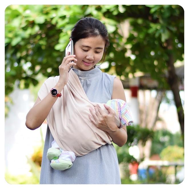 Baby Selendang Praktis BY 44 GB - polos. Source · GENDONGAN BAYI .