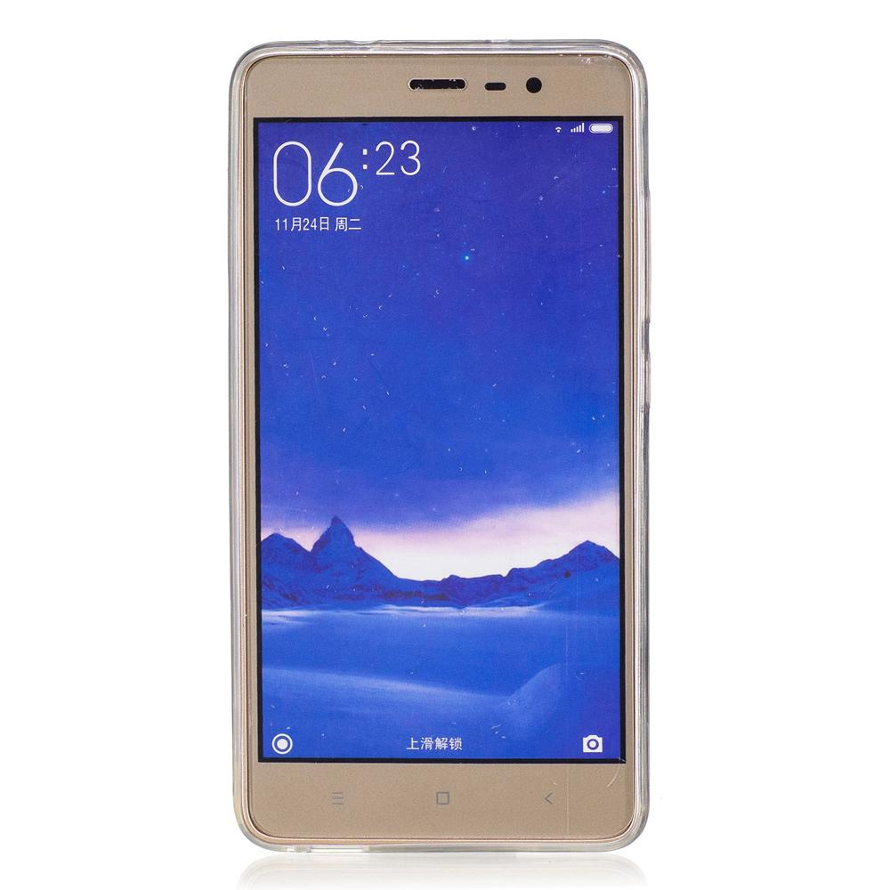 ... Timbul pola Printing TPU Gel case untuk Xiaomi Redmi Note 3 / Note 3 Pro ...