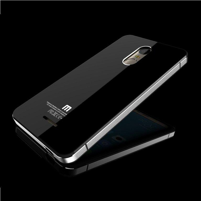 ... Back Door Glass Hardcase Xiaomi Redmi Note 3 Pro White Black Back Door Glass Hardcase Xiaomi