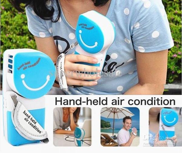 Hasil gambar untuk handheld air conditioner deskripsi