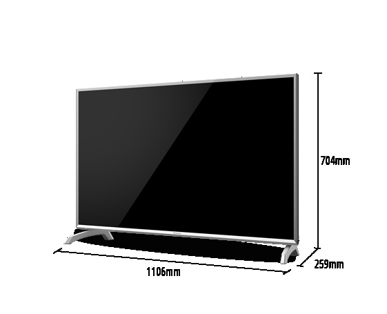 LED TV TH-49E410G