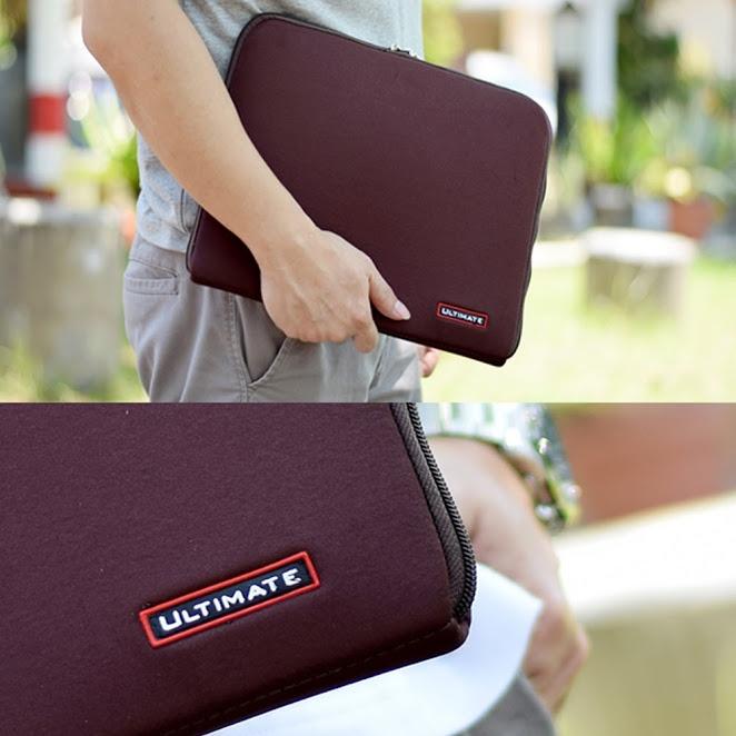 ULTIMATE Tas/Bag/Cover/Softcase/Backpack Laptop pria/wanita Classic 14