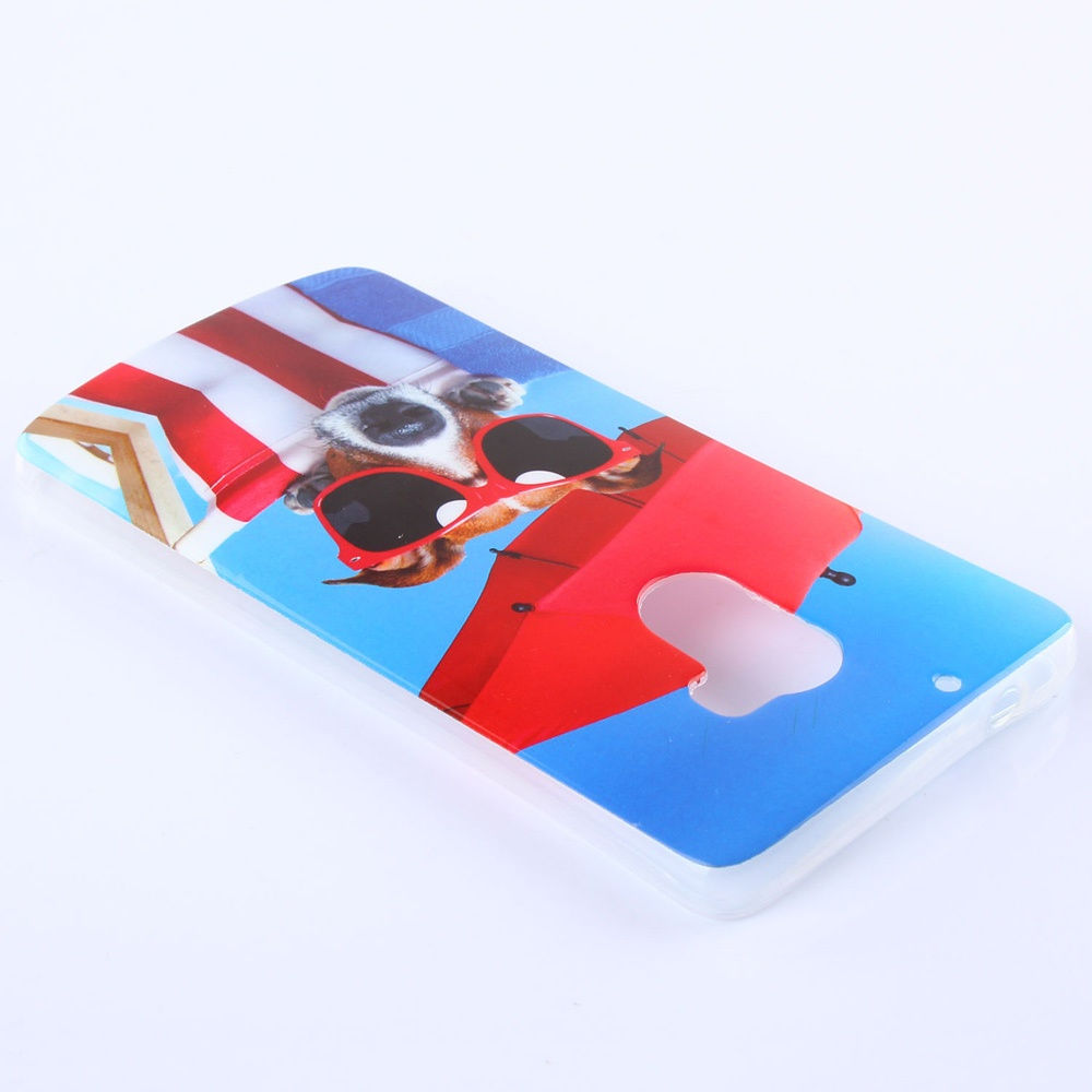 Review of Noctilucent TPU Back Case for Lenovo Vibe
