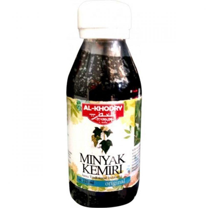 minyak kemiri al khodry penumbuh rambut isi 2 botol @125ml | lazada Minyak Kemiri Ada Dimana