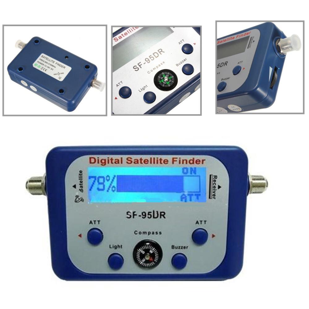Meteran Digital Sinyal Satelit Pencari Sinyal Tv Kompas Tytm ... - XL-830L