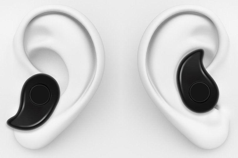 Sport Headset memiliki design yang kecil dan ringan sehingga sangat nyaman untuk digunakan dalam jangka waktu lama. Cocok digunakan untuk berolah raga ...
