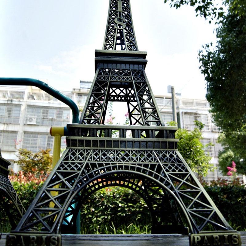 Review Patung Vintage Dekorasi Rumah Paris Menara Eiffel 18 cm di Source · image image image