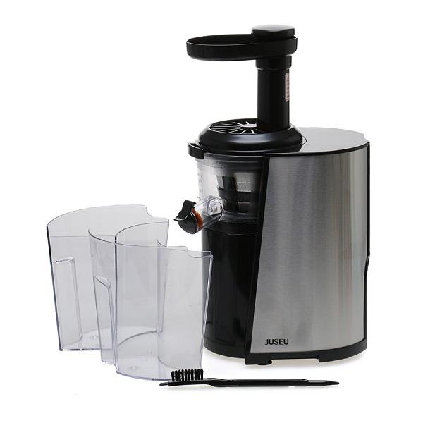 Beda Slow Juicer Dengan Juicer Biasa : Juseu PC150B Slow Juicer - Silver-Hitam Lazada Indonesia