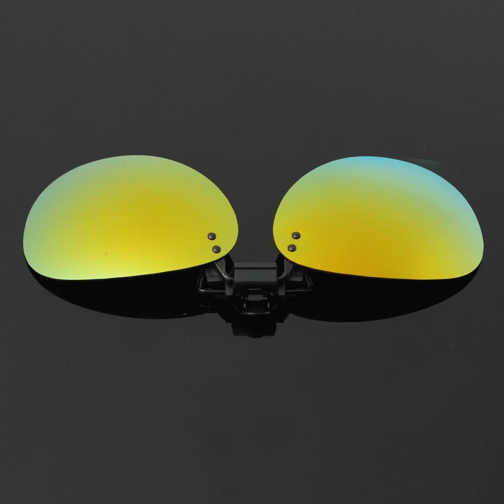 Audew Terpolarisasi Klip Pada Lensa Kacamata Hitam MalamPenangkapan Ikan Mengemudi UV400 Quicksilver ...