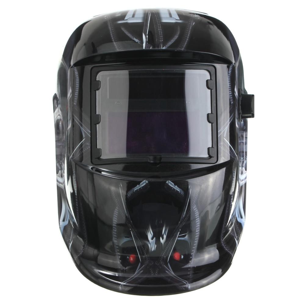 Panas Surya Pro Helm Topeng Las Otomatis Penggelapan Pengelasan Badut Mitralyur Ringan - 3 .