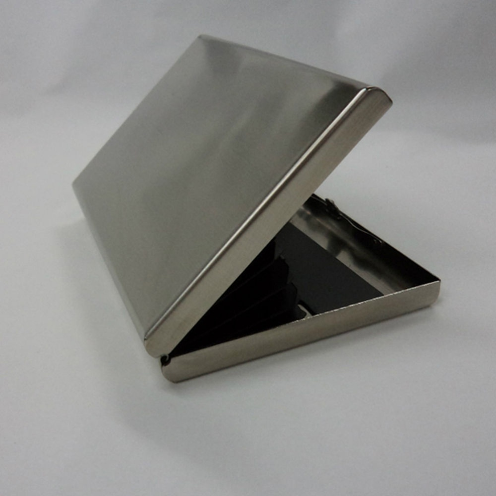 Kartu Kredit KTP Business IDName Card Wallet Water Proof Metal Aluminium Stainless Steel .