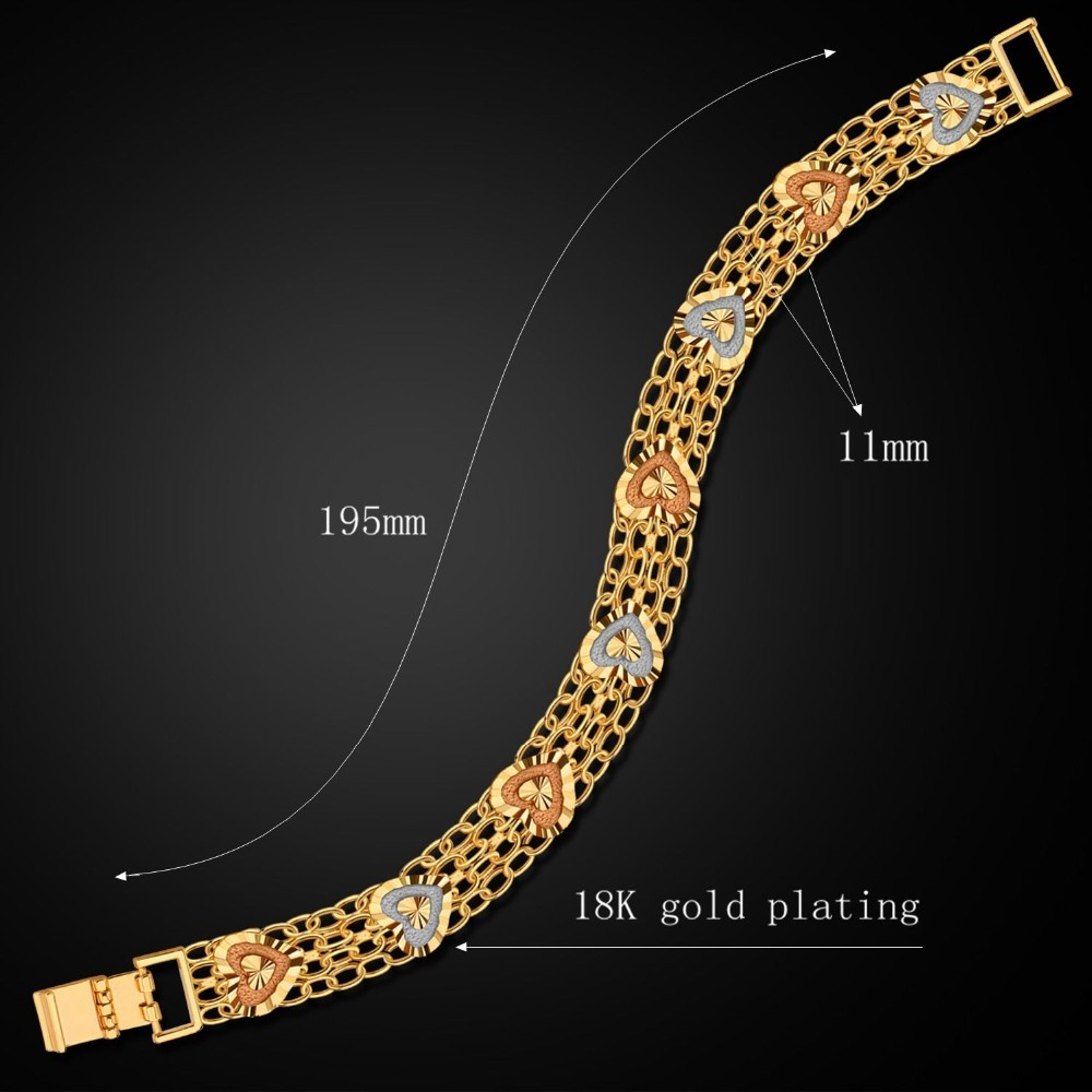 2 This Jewelry Comply With EU Environmental Standards 3 Material: environmental friendly copper, 18K