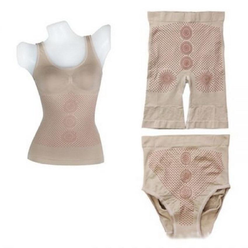 Monalisa Slimming Suit - Korset Pelangsing + Gratis Sauna ...