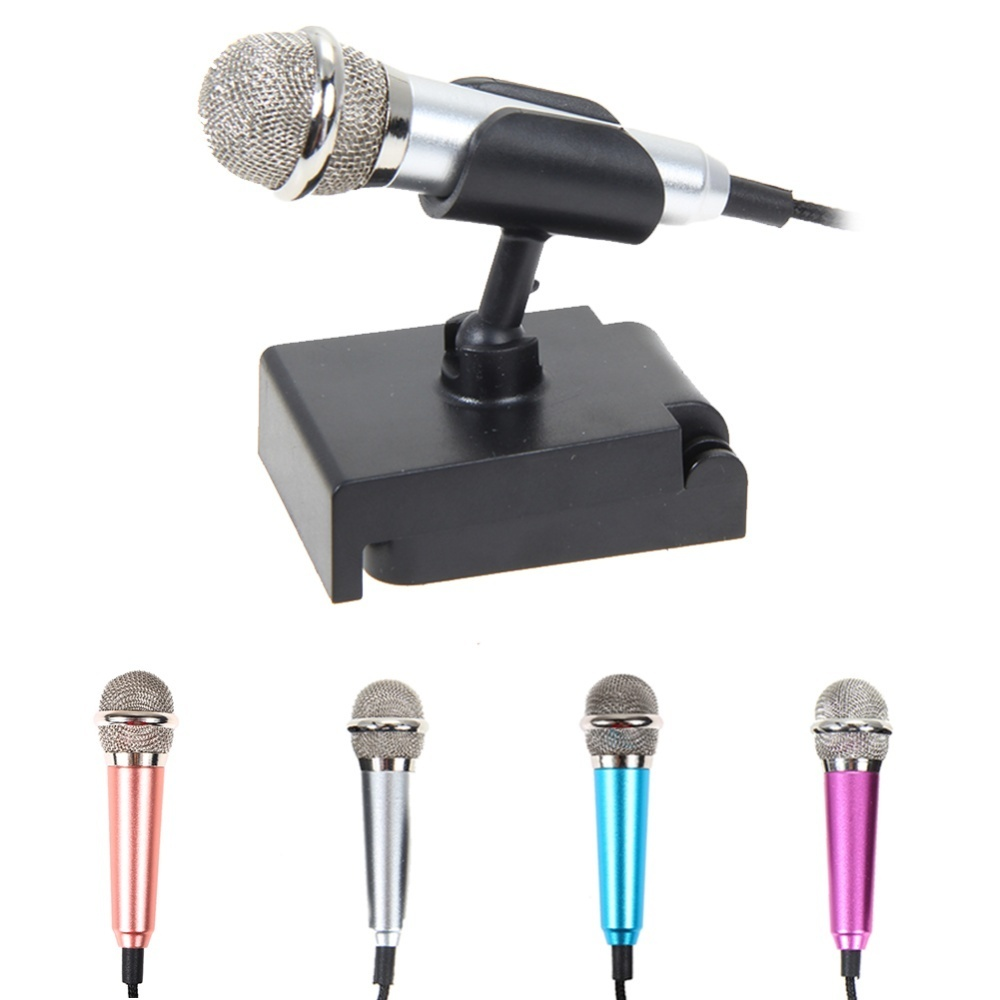 Mini Condenser Microphone With 35mm Plug Mobile Phone And Mic Haymer Gun 41 Shotgun Professional Original Android System Does Not Support Currently When You Finished Recording Can Play