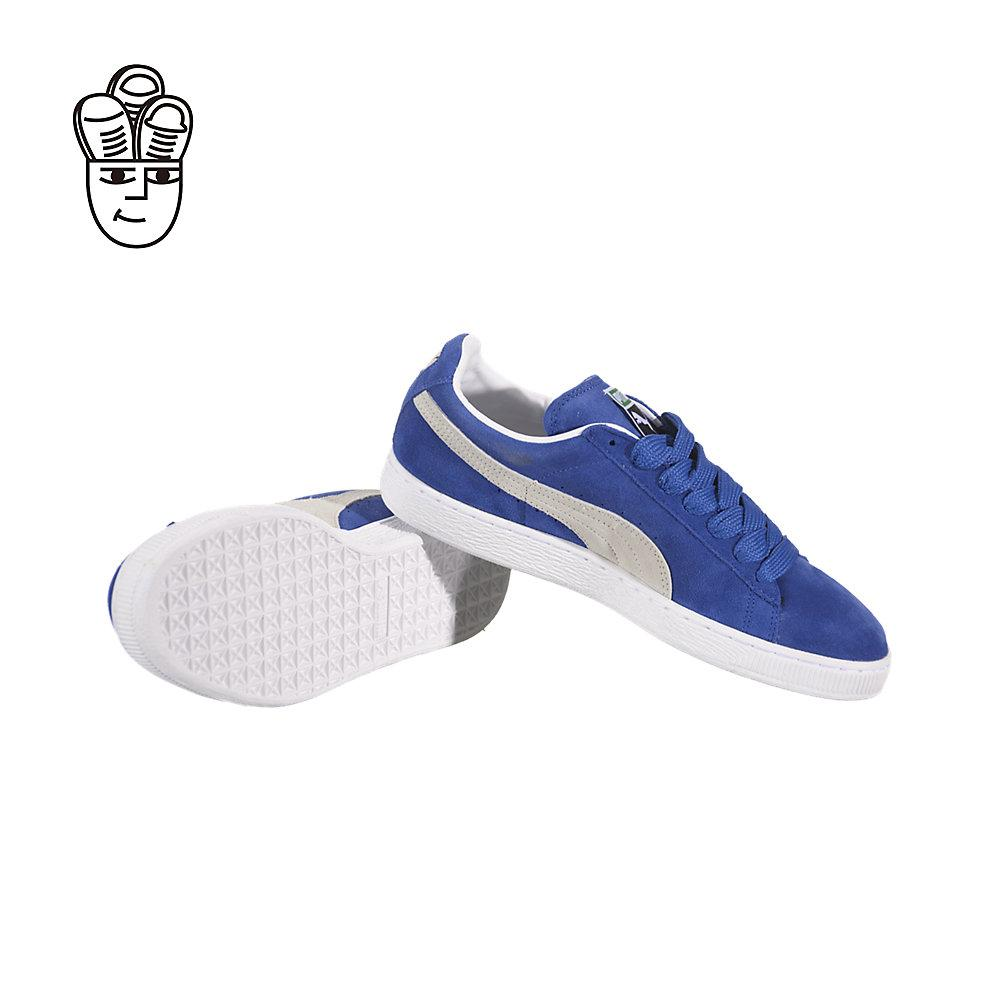 Sepatu Puma Sneaker Suede Classic. Source · In the 80s they gained  popularity on the 5c6fc7aa4