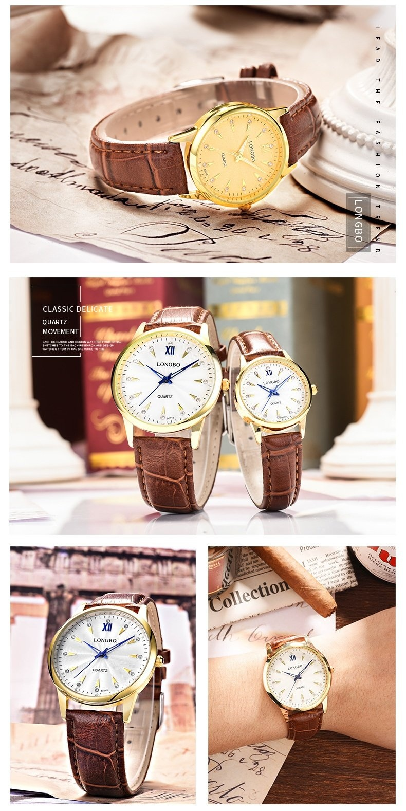 Dial Men s Watch Jam Tangan Fashion Source · Inno Foto 2 Set .