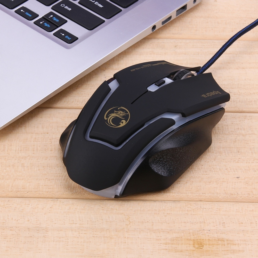 Leegoal Gaming Mouse Oxoqo Optical Usb Wired High James Donkey 102 1600dpi 6d Wireless Black Actual Color Of The Item Thanks For Your Understanding Kata Kunci
