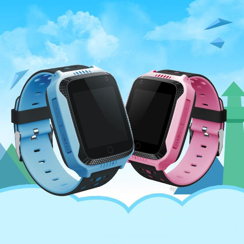 Details: Kid Children Smart Watch Safety Tracker Monitor GPS Tracking Device for Android - intl