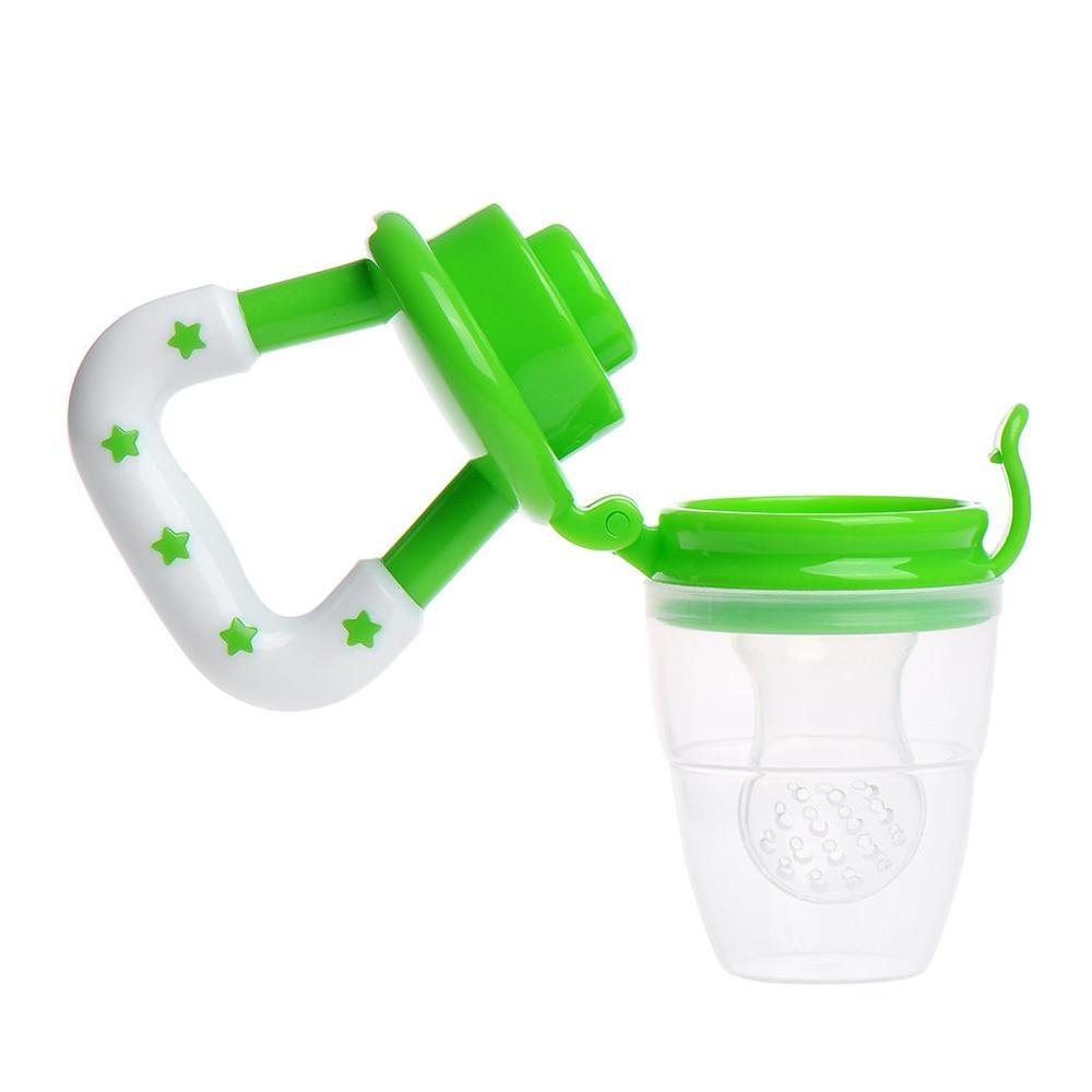 Harga Jual 1 Baby Fresh Food Feeder Bayi Nibbler Soother Empeng Buah Pacifier Fruit Dot Juice Teether 1x