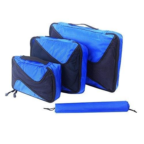 Anabelle Bra And Underware Pouch / Bag Travel Organizer BIRU 3. Source · ARKTEK Packing Cubes, Light Weight Travel Luggage Various Size Packing Organizers ...