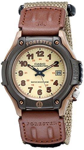Harga Jam Casio Forester Terbaru. CASIO Mens FT-500WC-5BVCF Forester Sport Watch