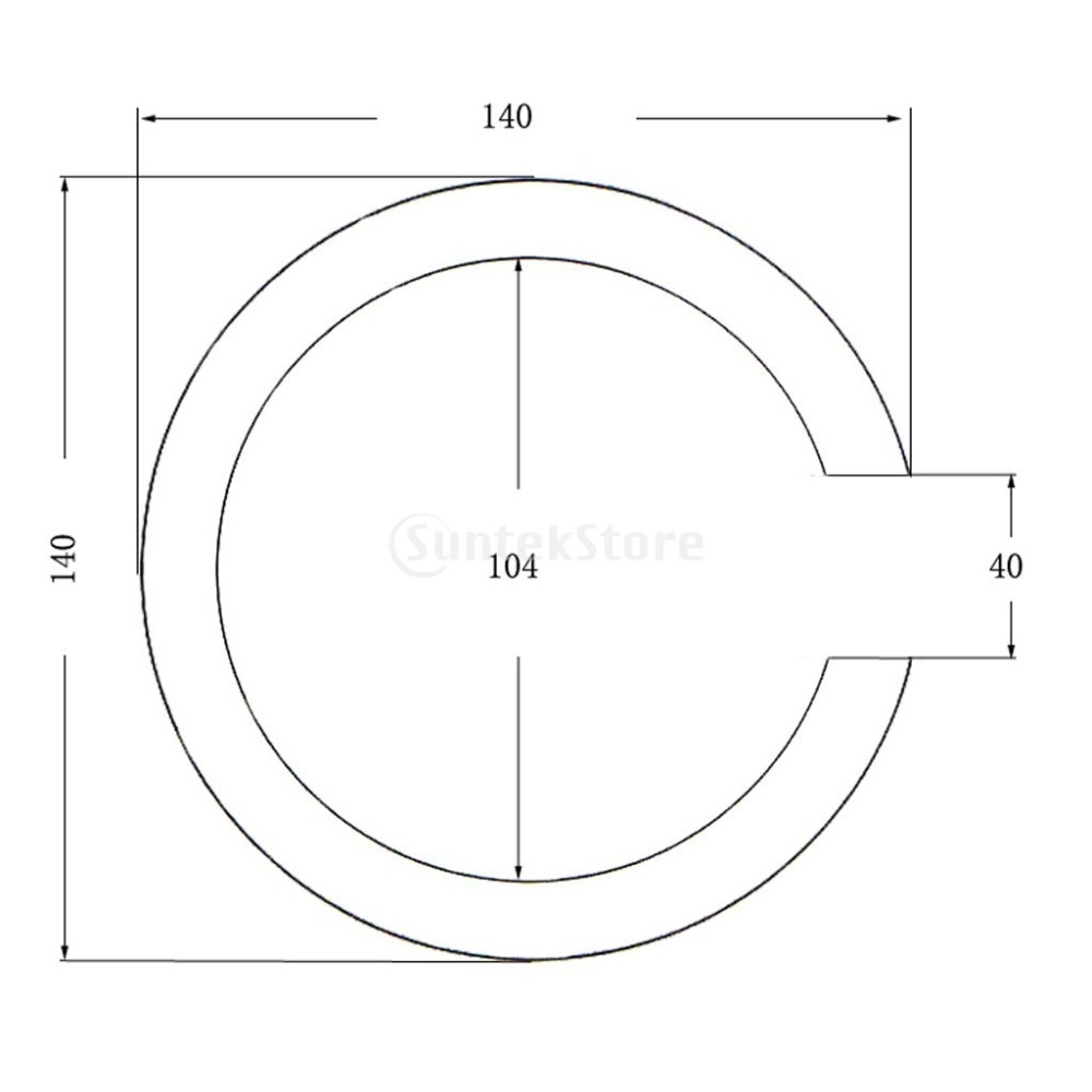1 Guitar Soundhole Decal. Note: Due to the difference between different monitors, the picture may not reflect the actual color of the item.